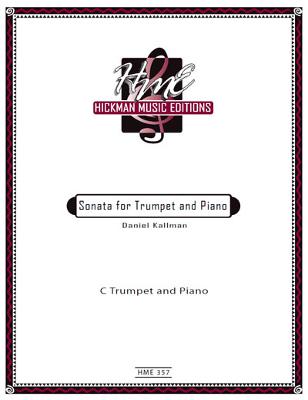 """""""Sonata for Trumpet and Piano"""" by Daniel Kallman"""