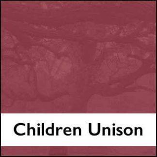Treble, Children Unison