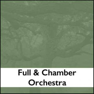 Full & Chamber Orchestra