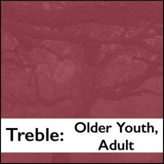 Treble, Older Youth-Adult