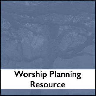 Worship Planning Resource