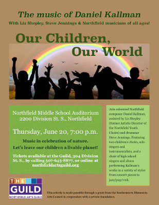 Our Children, Our World, Music of Daniel Kallman