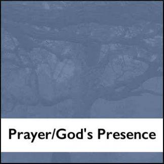 Prayer/God's Presence
