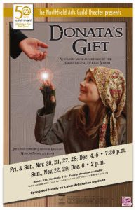 """Donata's Gift"" holiday musical by Daniel and Christine Kallman"