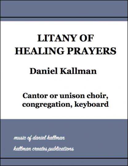 Litany of Healing Prayers