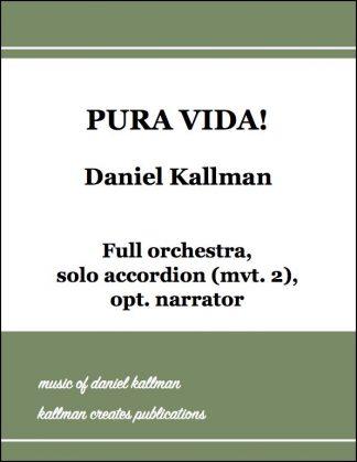 """""""Pura Vida!"""" by Daniel Kallman"""