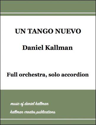 """Un Tango Nuevo"" by Daniel Kallman"