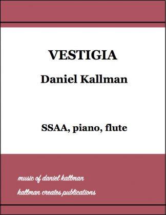 """""""Vestigia"""" by Daniel Kallman"""