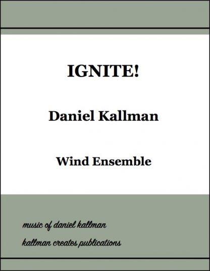 """""""Ignite!"""" by Daniel Kallman"""